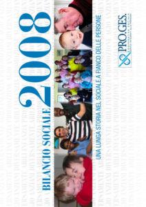 Bilancio Sociale 2008 Proges, Io Sono Socio Proges