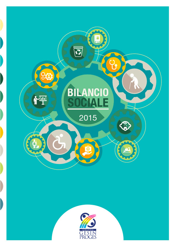 Bilancio Sociale 2015 Gesin Proges, Io Sono Socio Proges