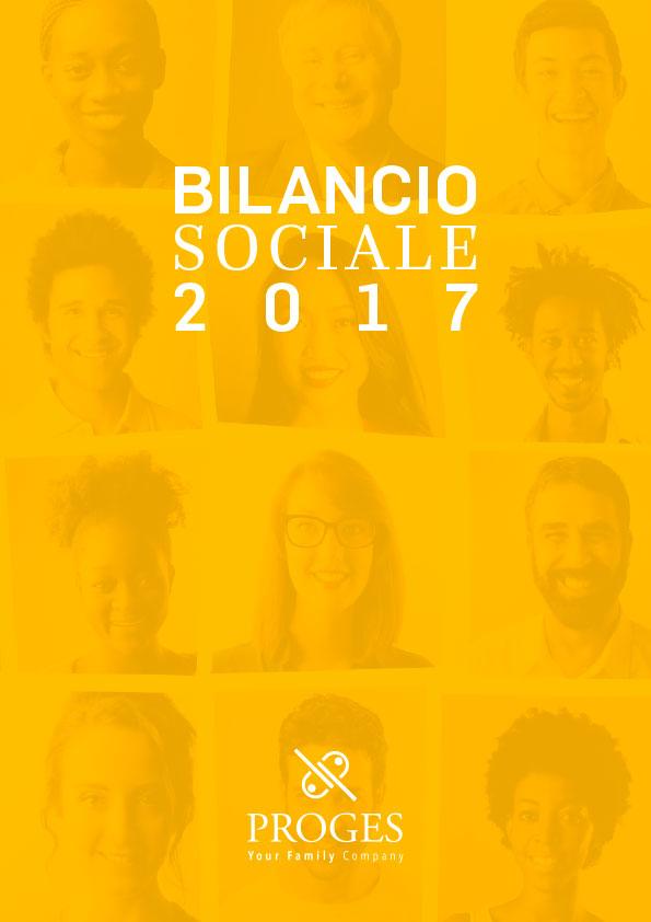 Bilancio Sociale 2017 Proges, Io Sono Socio Proges