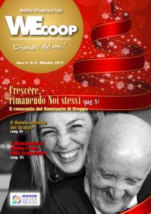 WEcoop n°4 Dic. 2012, Io Sono Socio Proges