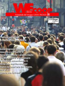 WEcoop n°1 Mar. 2014, Io Sono Socio Proges