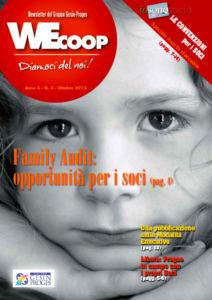 WEcoop n°3 Ott. 2013, Io Sono Socio Proges