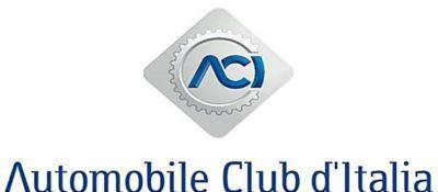 ACI Logo, Io Sono Socio Proges
