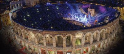 Arena di Verona, Io Sono Socio Proges
