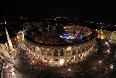 Arena Verona 2018, Io Sono Socio Proges