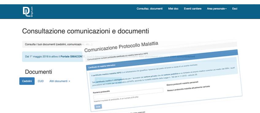 Procedura comunicazione Malattia - Io Sono Socio Proges