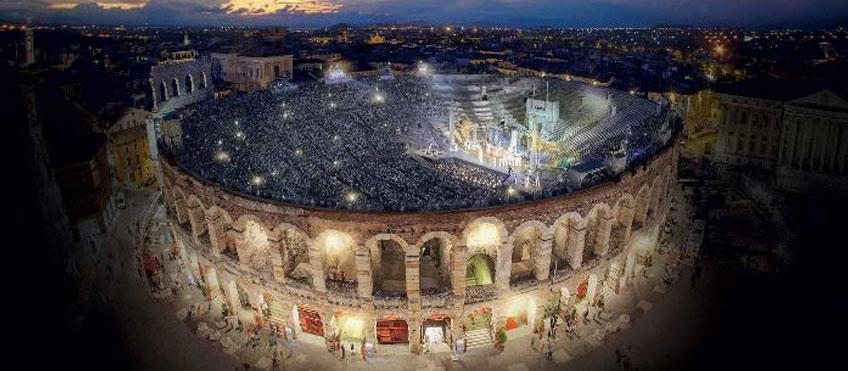 Arena Verona 2019 io sono socio Proges