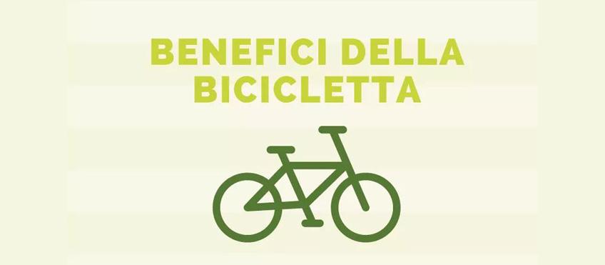Benefici della bicicletta, Io Sono Socio Proges.
